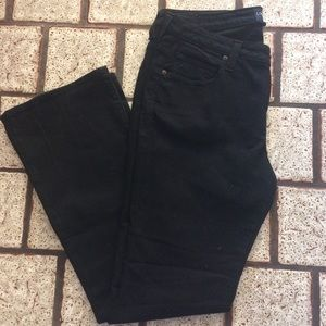e4975f58f18 Lucky Brand Jeans - Lucky Brand Ginger Bootcut Jeans 14w NWOT Black